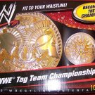 WWE Mattel Wrestling Tag Team Championship Belt Become the Champion Boxed Edition New
