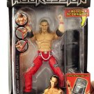 WWE Jakks Pacific Wrestling Deluxe Aggression 3 Shawn Michaels Action Figure with Chair New