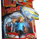 Mattel Rob Dyrdek's Wild Grinders Series 2 Shark Attack & Magnetic Board For Real Skate Action New