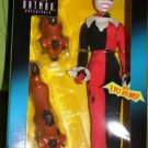 "Hasbro The New Batman Adventures Harley Quinn [Joker's Girl] 12"" inch Action Collection Doll New"
