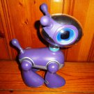 Tiger Electronics High-Tech Robotics Hasbro Oye Mio Pup - Purple & Blue [ No Bone ] USED