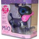 Tiger Electronics High-Tech Robotics Hasbro Oye Mio Pup - Purple & Blue New