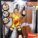 WWE Jakks Pacific Action Figure RVD ROB VAN DAM Deluxe Aggression 6 with Breakable Table NEW