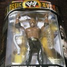 WWE Jakks Pacific Classic Superstars Series 15 Zeus Action Figure with Pipe & Chains Variant New