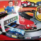 USED Fisher Price Shake 'N Go Speedway Racetrack Set Complete With Box & 2 Cars Playset