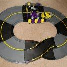 Fisher Price Shake 'n Go Speedway DC Super Friends with Batman and Joker Cars USED