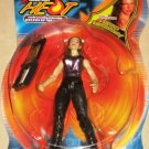 WWF Jakks Sunday Night Heat Rulers of the Ring Series 3 Stephanie McMahon Action Figure New