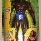 "WWF WWE Jakks Ringside Rebels The Vicious Series Booker T 12"" Inch Action Figure Real Scan New"