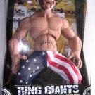 "WWE Wrestling Jakks Pacific Ring Giants Series 3 Rey Mysterio 14"" Inch Action figure New"