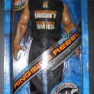"WWF WWE Jakks Pacific Ringside Rebels The Rock 12"" Inch Action Figure Real Scan Limited Edition New"