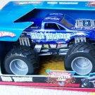 Mattel Hot Wheels Monster Jam 2008 BLUE THUNDER 1:24 Scale Die Cast Truck New