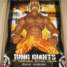 WWE TNA Jakks Pacific Ring Giants Series 7 Terry Boulder HULK HOGAN Action figure New