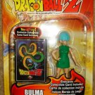 Irwin Toys DragonBall Z Bulma Great Saiyaman Saga Action Figure New