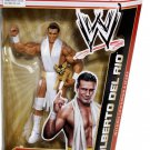 Mattel WWE Elite Collection Series 12 Alberto Del Rio Action Figure with Chihuahua & Scarf New