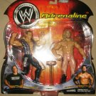 WWE Jakks Pacific Adrenaline Series 3 Y2J Shawn Michaels & Chris Jericho Action Figure 2 Pack New