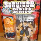 WWF WWE Jakks Pacific 1999 Survivor Series Signature Series 4 Blue Ed. Ken Shamrock Action Figure