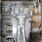 WWE Jakks Pacific Ruthless Aggression Limited Edition Silver Paint REY MYSTERIO Action Figure New