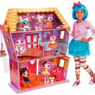 Lalaloopsy Sew Magical House 3 Story Wooden Doll House New