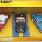 Jada Toys 2006 BigTime Muscle 5-Deep Die Cast Metal Ford Collection 1:64 Scale New