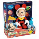 "Fisher Price Disney's Clubhose Jet Pack Mickey Mouse Electronic 10"" inch Astronaut Toy New"
