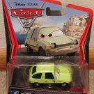 DISNEY PIXAR CARS 2 Movie ACER #12 1:55 Die Cast by Mattel New