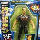 WWF WWE Jakks Back Talkin' Crushers Series 2 The Rock Action Figure Tron Ready New