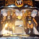 WWE Jakks Pacific Classic Superstars Series 7 Lex Luger & Dean Malenko Action Figure 2-Pack New