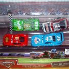 Disney Pixar Cars The World of Cars Race & Chase Gift Set Die Cast 1:55 Scale Car Set New