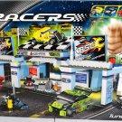 Lego Racers ( 8681 ) Tuner Garage 652 pieces NEW