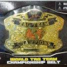 WWE Jakks Exclusive World Tag Team Championship Belt with Randy Orton & Edge Action Figures New