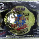 WWE Jakks Pacific ECW World Heavyweight Wrestling Champion Kids Championship Belt NEW