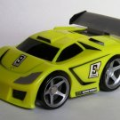 USED Fisher Price Shake 'n Go! EXOTIC CAR # 9 Yellow Race Vehicle with Sound & Action