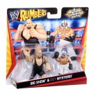 WWE Mattel Wrestling Rumblers Big Show & Rey Mysterio Action Figure 2-Pack New