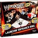 Mattel WWE Wrestling Flexforce Launchin' Entrance Ring FIGURES NOT INCLUDED New