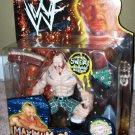 WWF WWE Jakks Pacific Maximum Sweat Series 4 Droz Action Figure NEW