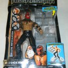 WWE Jakks Pacific Wrestling DELUXE Aggression Series 4 Action Figure BOOGEYMAN + Action Accessory