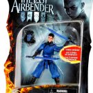 "Spin Master Avatar ""The Last Airbender"" BLUE SPIRIT 4"" Action Figure Removable Mask and 2 Swords New"