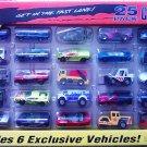 Matchbox 25 Pack 1:64 Die Cast Vehicles Gift Set NEW