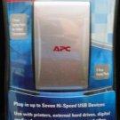 APC 1-Port / 7-Uplink Hi-Speed USB 2.0 Hub NEW