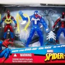 Hasbro Spider-Man Water Rumble Battle Packs Action Figure 3 Pack NEW