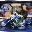 Opened MGA Entertaiment Bratz Boyz Stylin Rides Motorcycle Style with Exclusive Cade Doll