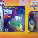 VeggieTales LarryBoy and the Bad Apple with Larry Mobile TOY for Nintendo Game Boy Advance NEW GBA