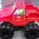 USED Lego Explore Brick Buster Super Big Red Truck [ BLOCKS ARE NOT  ARE INCLUDED ]