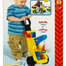 Hasbro Playskool Tonka Rumblin' Rollin' Crane NEW