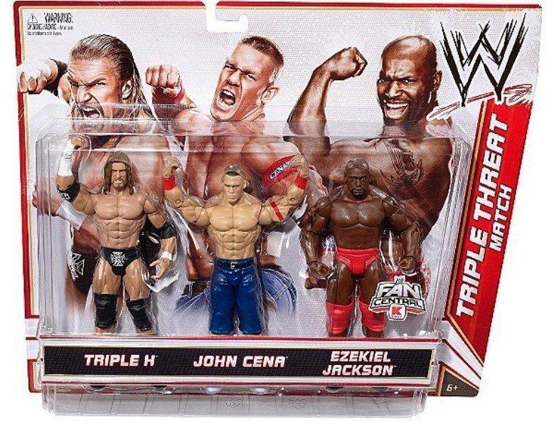 Ezekiel Jackson Toy John Cena Ezekiel Jackson