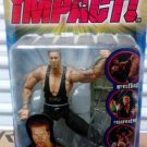 TNA Wrestling Total Nonstop Action Impact Series 4 Kevin Nash Action Figure with Folding Chair New