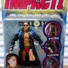 """TNA Wrestling Total Nonstop Action Impact Series 4 """"Wildcat"""" Chris Harris Action Figure New"""