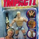 TNA Wrestling Total Nonstop Action Impact Series 1 Jeff Jarrett Action Figure with NWA Belt & Guitar