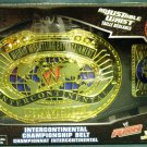 WWE Jakks Pacific Exclusive Intercontinental Championship Belt with Jeff Hardy Action Figure NEW