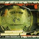 WWE Jakks Pacific Wrestling Heavyweight Championship Belt with Hulk Hogan Action Figure NEW